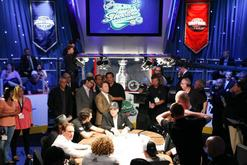 The NHL Charity Shooutout Event