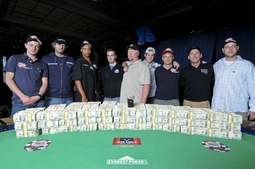The 2009 World Series of Poker November Nine