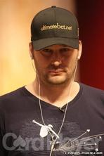 Phil Hellmuth playes the English Poker Open this week