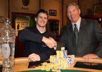 Rory Rees Breena is the current Irish Poker Champion