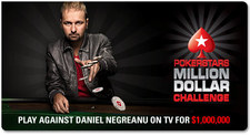 PokerStars.net Million Dollar Challenge