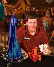 Brandon Hall Wins the 2009 Aruba Poker Classic