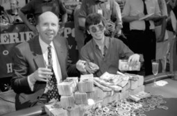 Stu Ungar -- Courtesy of the Las Vegas News Bureau