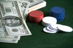 Money is at the heart of the issue of whether or not to legalize poker in Maryland.