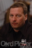 Last year's Amsterdam Master Classics main event winner Jan Sorensen