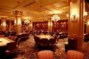 Check Out Aria S New Poker Room Poker News