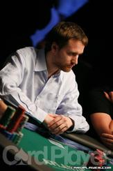 Aager Ravn of Norway came sixth at the PokerStars Caribbean Adventure