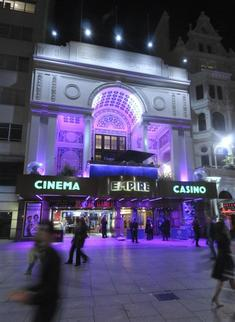 Empire Casino: Site of the 2009 WSOP Europe Main Event