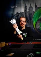 Anthon-Pieter Wink winner of the Unibet Open Budapest