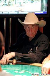 Doyle Brunson supports poker as a mind sport