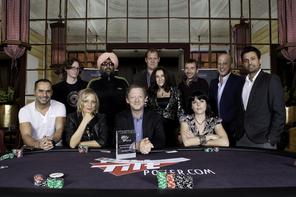 Omar Sharif Charity poker Tournament and Auction raises £110,000