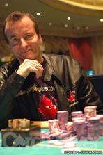 Devilfish grins when he's winning