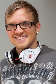 Martin Jacobson -- Photo Courtesy of PokerStars