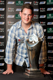 Toby Lewis -- Photo Courtesy of Neil Stoddart for PokerStars