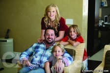 David Oppenheim's Family
