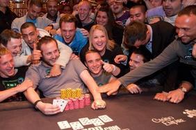 Scott Shelley Wins Bracelet: Credit WSOP and Rob Gracie