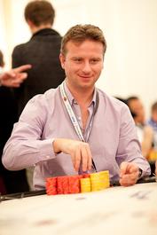 Konstantinos Nanos. Credit: Neil Stoddart and PokerStars