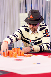 Martin Hruby. Credit: Neil Stoddart and PokerStars