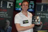 2009 Grand Final Champion Tony Cascarino
