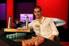 Poker Million Champion Gus Hansen Credit: Mickey May/Matchroom Sport