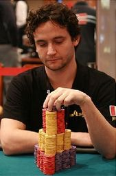 Jeff Sarwer at an EPT event