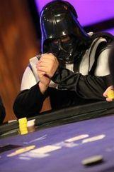 Roland de Wolfe as Darth Vader