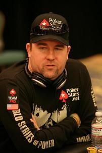 Team PokerStars pro Chris Moneymaker