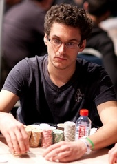 Guillaume de la Gorce. Credit: Neil Stoddart and PokerStars