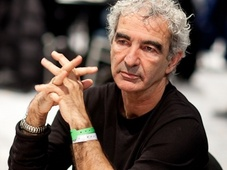 Raymond Domenech. Credit: Neil Stoddart and PokerStars
