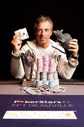 Lucien Cohen. Credit: Neil Stoddart and PokerStars