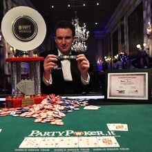 Isaia Wins WPT Venice Presented By PartyPoker.it