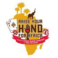 The Golden Nugget will host the Raise Your Hand for Africa charity event Friday and Saturday.