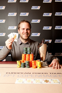 Michael Tureniec -- Photo Courtesy of PokerStars