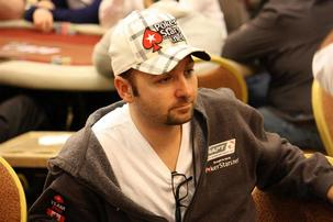 Daniel Negreanu is among the Day 1B Chip Leaders