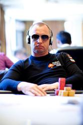 Alex Kravchenko. Credit: Neil Stoddart and PokerStars.