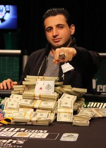 Ali Eslami Wins