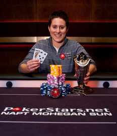 Vanessa Selbst Wins Again in New England