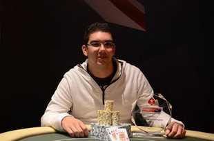 Michael Kanaan -- Photo Courtesy of PokerStars