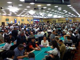 Commerce Casino Poker Room