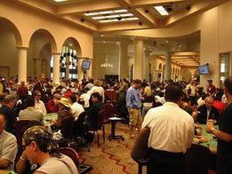 Bay 101 Poker Room