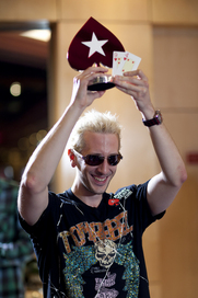 ElkY wins second High Roller title