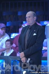Tournament Director Jack McClelland