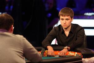 Yevgeniy Timoshenko Advances to the FInals