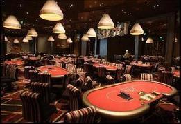 The Aria Poker Room