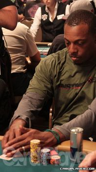 Paul Pierce on Day 1C of the Main Event