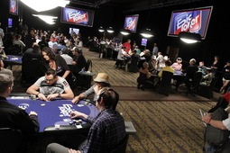 The Epic Poker League Tournament Room