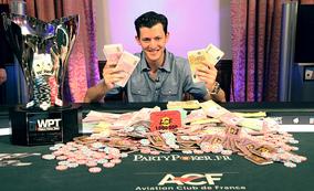 Matt Waxman courtesy of Party Poker