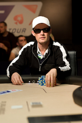 WCOOP Event No. 16 Champion Anders Berg. Credit: PokerStars