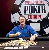 Event No. 2 Champion Andrew Hinrichsen