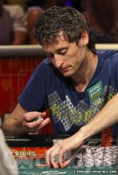 November Niner Eoghan O'Dea makes event no.3 final table
